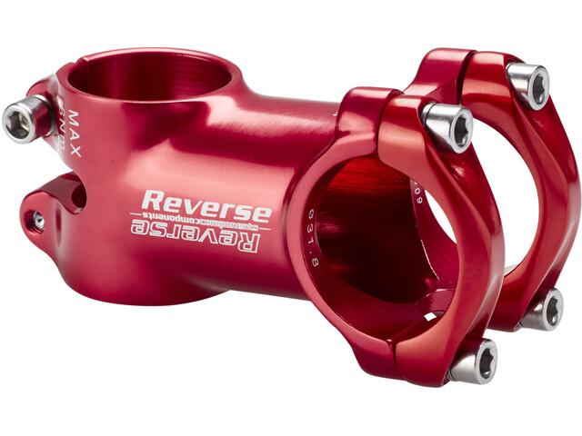 Reverse XC Stem Ø31,8mm 6°, red